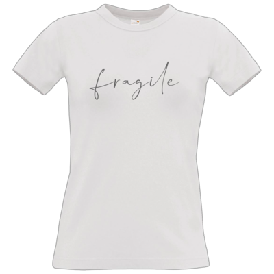 Motiv: T-Shirt Damen Premium FAIR WEAR - fragile