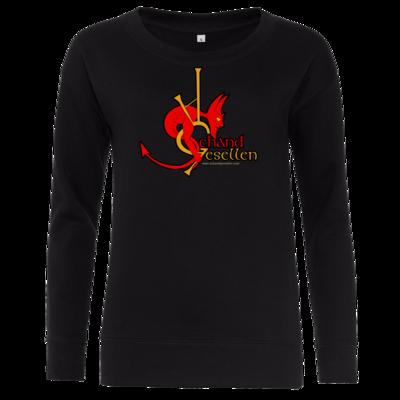 Motiv: Girlie Crew Sweatshirt - Schandgesellen Classic