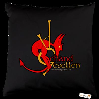 Motiv: Kissen Baumwolle - Schandgesellen Classic