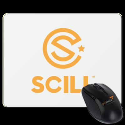 Motiv: Mousepad Textil - 4P | SCILL | Logo