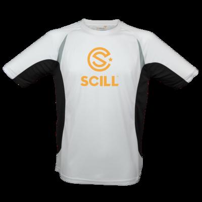 Motiv: Laufshirt Running T - 4P | SCILL | Logo