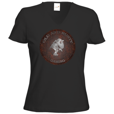 Motiv: T-Shirt Damen V-Neck Classic - OARG