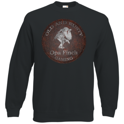 Motiv: Sweatshirt Classic - Opa Finch