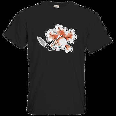 Motiv: T-Shirt Premium FAIR WEAR - Gangstini