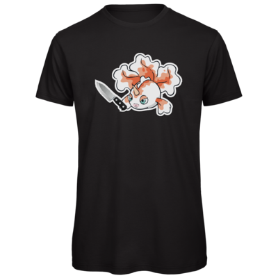 Motiv: Organic T-Shirt - Gangstini