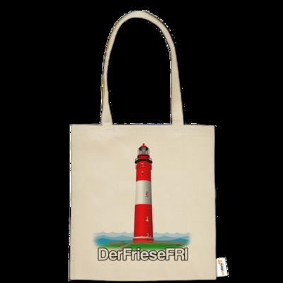 Motiv: Baumwolltasche - DerFrieseFRI Logo ws