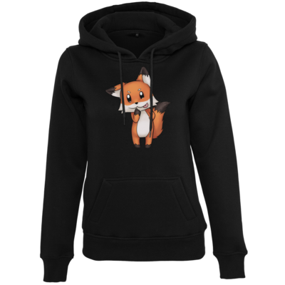 Motiv: Womens Heavy Hoody - Syrenia - Fox 1