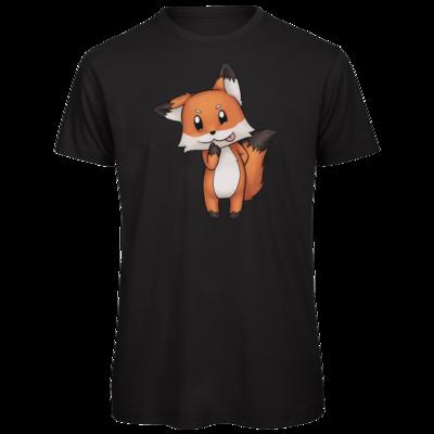 Motiv: Organic T-Shirt - Syrenia - Fox 1