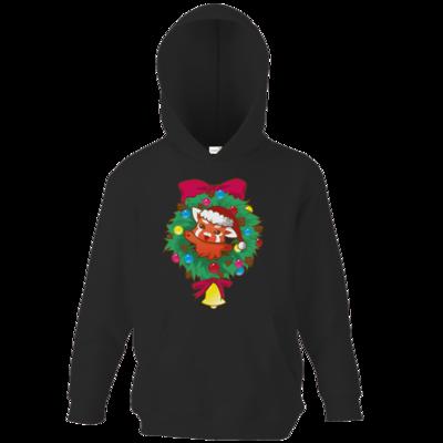 Motiv: Kids Hooded Sweat - Syrenia - Christmas