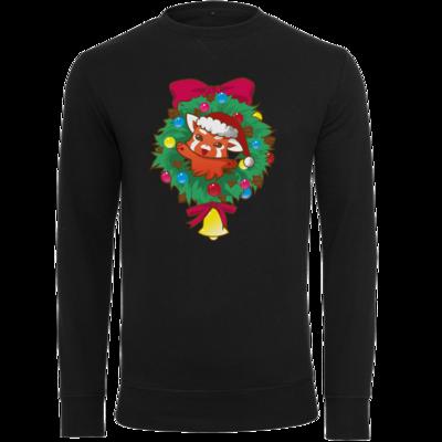 Motiv: Light Crew Sweatshirt - Syrenia - Christmas