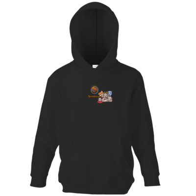 Motiv: Kids Hooded Sweat - Syrenia - Special Front