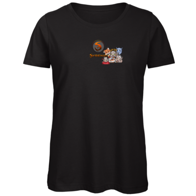 Motiv: Organic Lady T-Shirt - Syrenia - Special Front