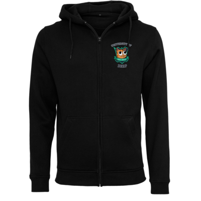 Motiv: Heavy Zip-Hoodie - University of Derp