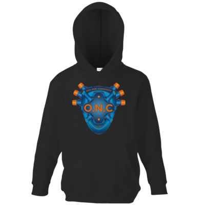Motiv: Kids Hooded Sweat - O.N.C LOGO