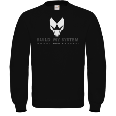 Motiv: Sweatshirt FAIR WEAR - BUILD MY SYSTEM