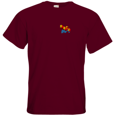 Motiv: T-Shirt Premium FAIR WEAR - Tilted klein