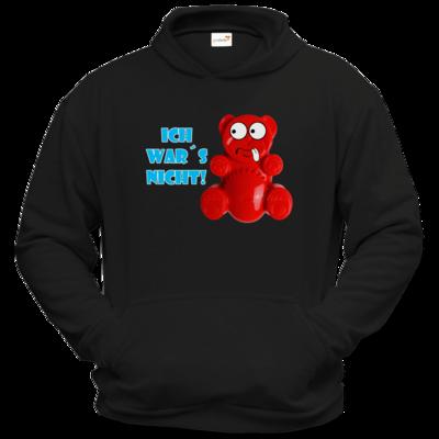 Motiv: Hoodie Classic - Lucky Bär - Ich war´s nicht! T-Shirt