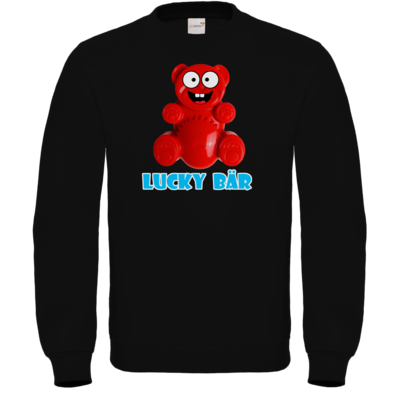 Motiv: Sweatshirt FAIR WEAR - Lucky Bär
