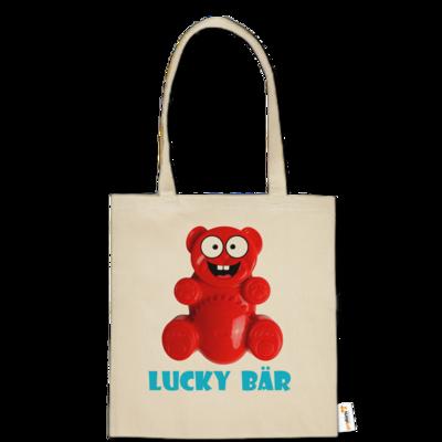 Motiv: Baumwolltasche - Lucky Bär