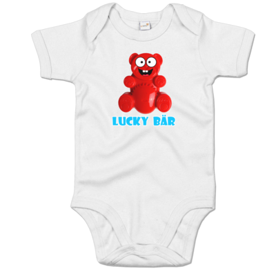 Motiv: Baby Body Organic - Lucky Bär