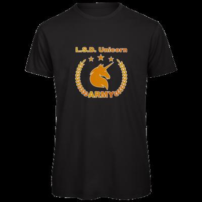 Motiv: Organic T-Shirt - L.S.D. Unicorn Army
