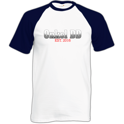 Motiv: Baseball-T FAIR WEAR - Logo