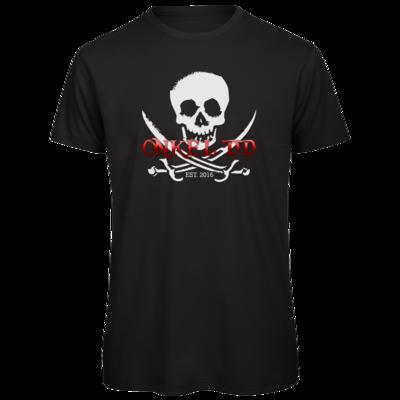 Motiv: Organic T-Shirt - Pirat