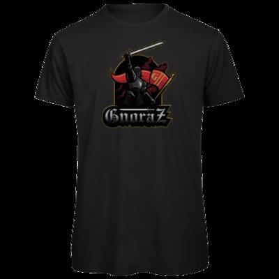 Motiv: Organic T-Shirt - Gnoraz Logo simpel