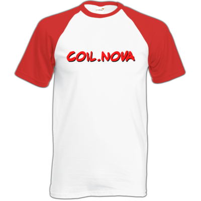 Motiv: Baseball-T FAIR WEAR - coil.nova