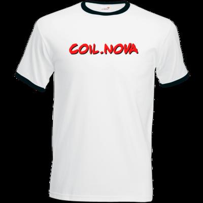Motiv: T-Shirt Ringer - coil.nova