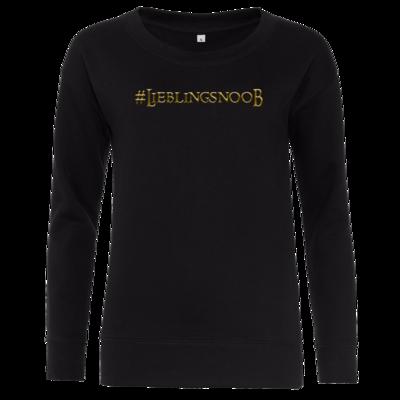 Motiv: Girlie Crew Sweatshirt - Lieblingsnoob