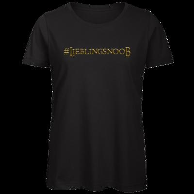 Motiv: Organic Lady T-Shirt - Lieblingsnoob