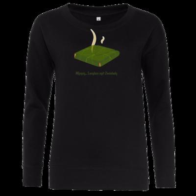 Motiv: Girlie Crew Sweatshirt - Lembas