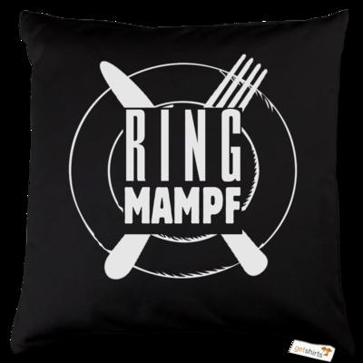 Motiv: Kissen Baumwolle - Ringmampf