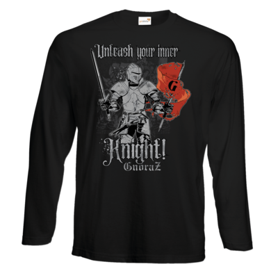 Motiv: Exact 190 Longsleeve FAIR WEAR - Unleash your inner Knight!