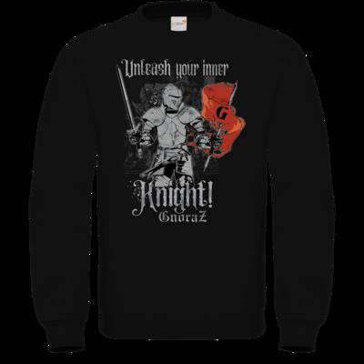Motiv: Sweatshirt FAIR WEAR - Unleash your inner Knight!