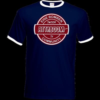 Motiv: T-Shirt Ringer - ClassicBoom