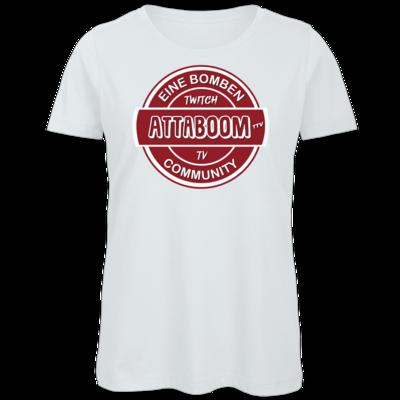 Motiv: Organic Lady T-Shirt - ClassicBoom