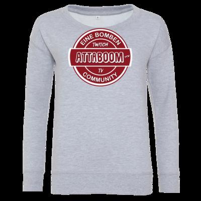 Motiv: Girlie Crew Sweatshirt - ClassicBoom