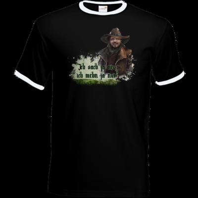 Motiv: T-Shirt Ringer - HeXXen - Willi