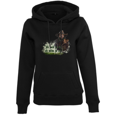Motiv: Womens Heavy Hoody - HeXXen - Willi