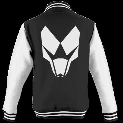 Motiv: College Jacke - BuildMySystem Logo
