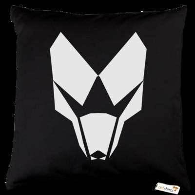 Motiv: Kissen Baumwolle - BuildMySystem Logo