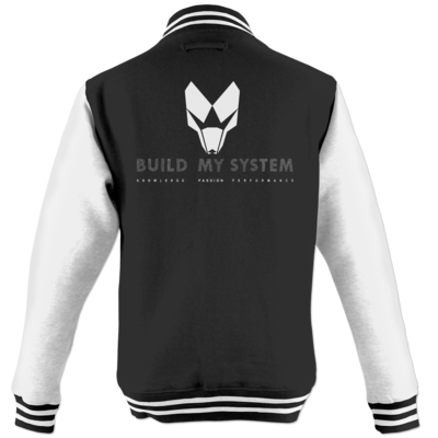 Motiv: College Jacke - BUILD MY SYSTEM