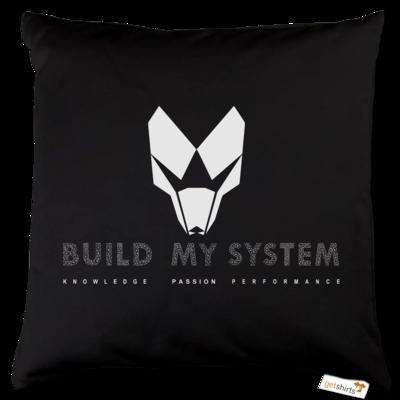 Motiv: Kissen Baumwolle - BUILD MY SYSTEM