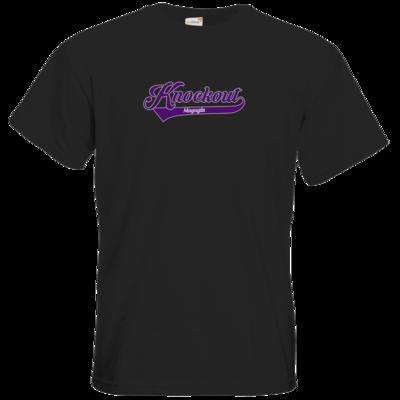Motiv: T-Shirt Premium FAIR WEAR - Baseball Logo