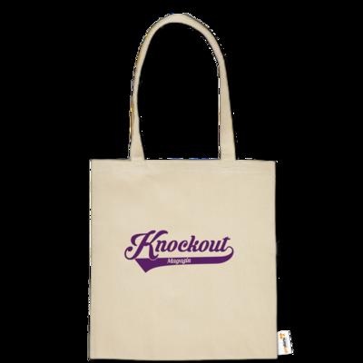 Motiv: Baumwolltasche - Baseball Logo