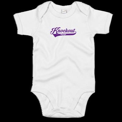 Motiv: Baby Body Organic - Baseball Logo