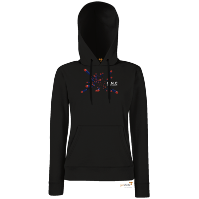 Motiv: Hoodie Damen Classic - O.N.C flying Darts