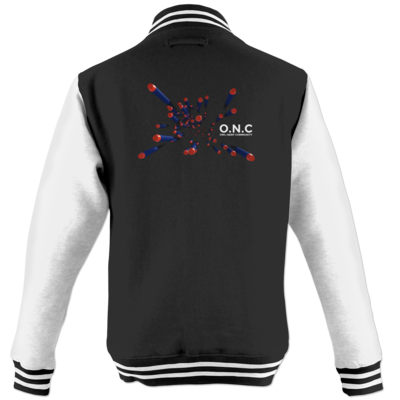 Motiv: College Jacke - O.N.C flying Darts